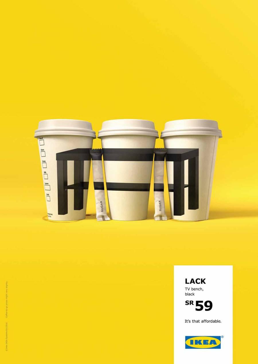 IKEA宜家创意平面广告设计