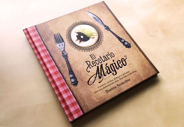 40款国外创意菜谱封面设计(2)