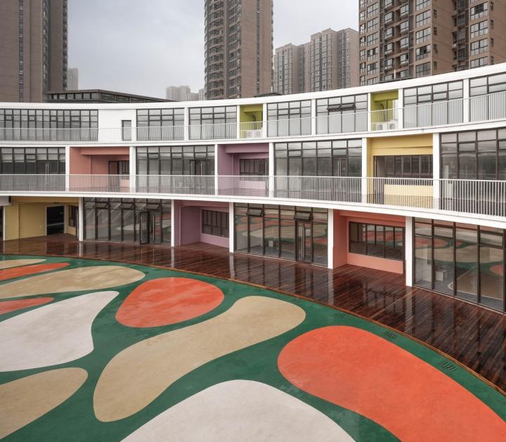 无锡榭丽花园幼儿园建筑设计