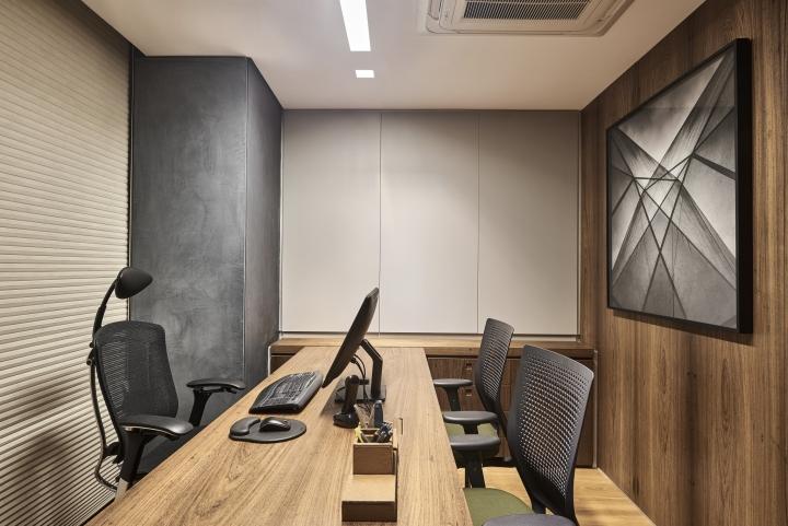 全球资讯_巴西Andrade Miranda律师事务所办公室空间设计 - 设计之家