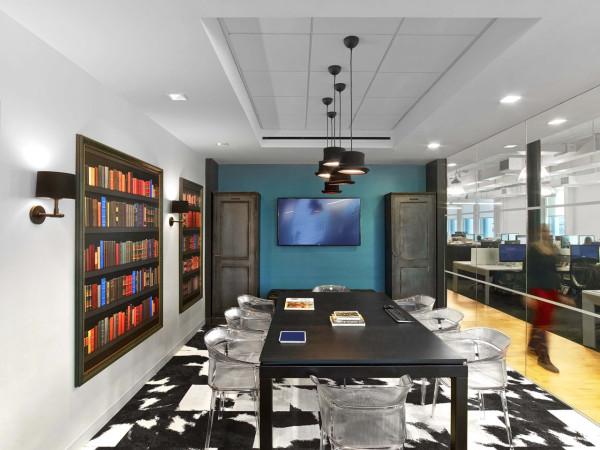多姿多彩的BGB Group广告公司办公室设计