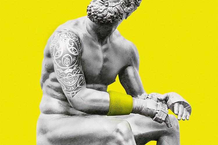 Palestra希腊式健身俱乐部