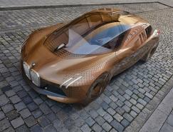 BMW VISION NEXT 100概念車設計