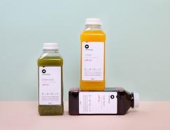 Raw Fairies果汁包裝設計
