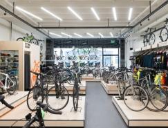 London Fields自行车店空间澳门金沙网址