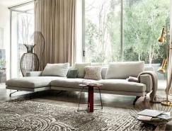轻松优雅的Mustique沙发设计