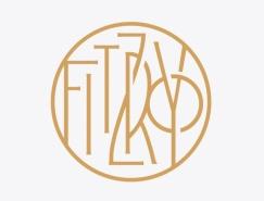 The Fitzroy品牌形象設計