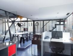 台北CHI-TORCH室内设计公司办公室设计