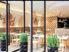 時尚優雅的NAC餐廳設計