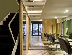 台北In Hause Hair发廊室内空间设计