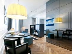 豪华优雅的Adriatic酒店套房设计