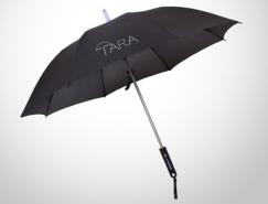 无需手机APP的智能雨伞