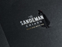 The Sandeman Chiado餐厅品牌形象设
