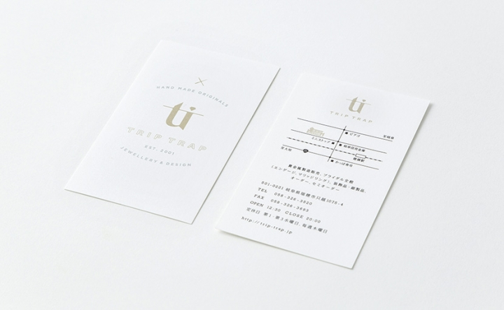 日本Through品牌设计作品