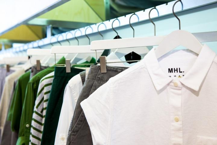 英伦风服装MHL品牌VI设计