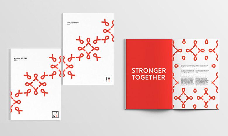 国际艾滋病协会(IAS)新LOGO 设计