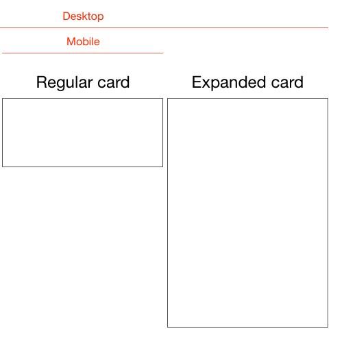 """如何利用""""卡片式设计""""提升用户体验"""