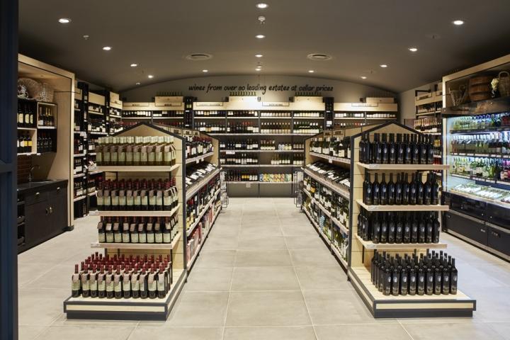 Checkers Hyper超市卖场设计