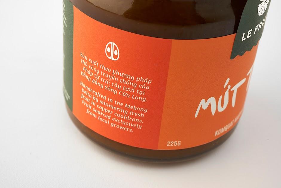 Le Fruit果汁包装设计