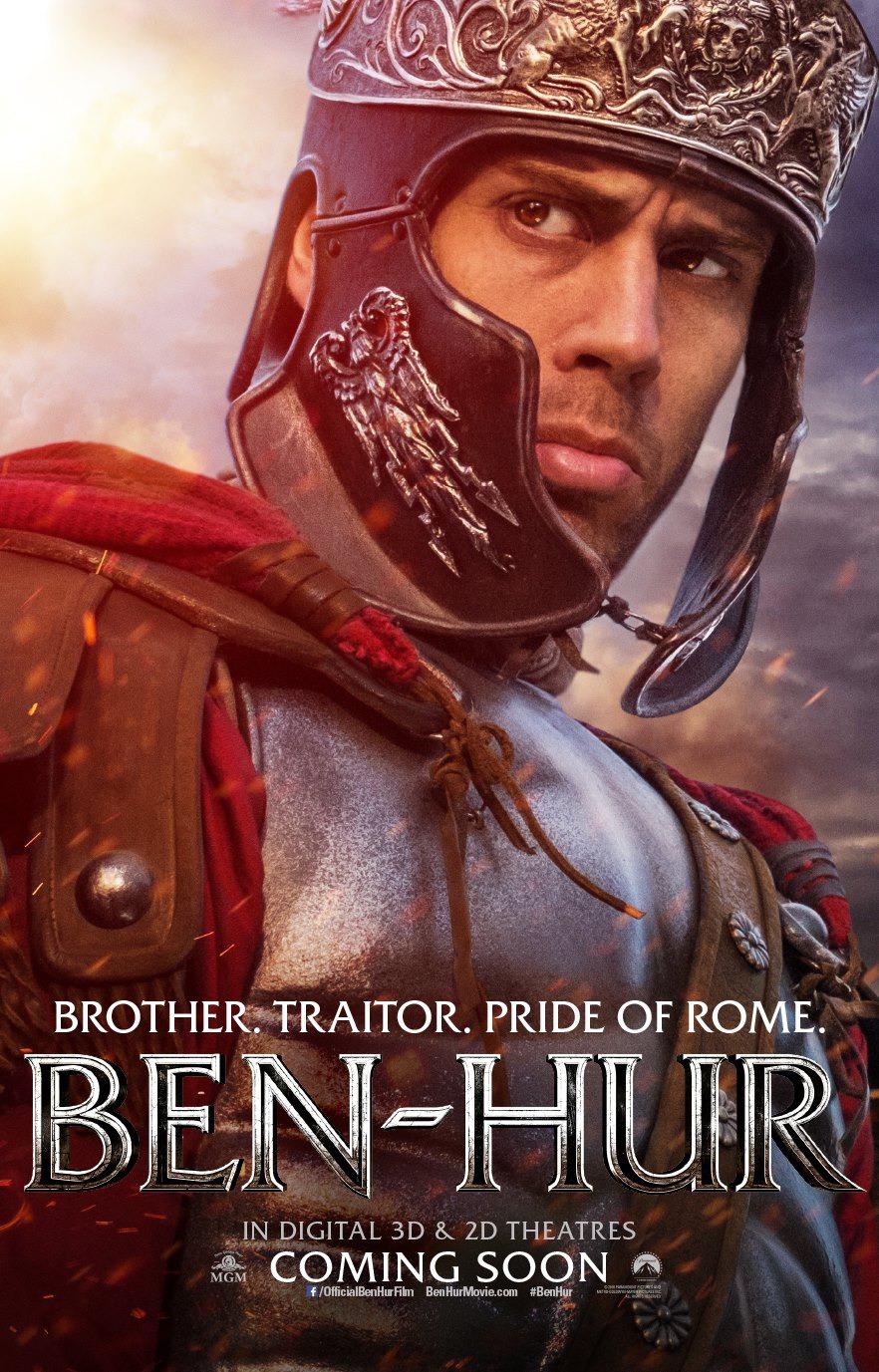 国际资讯_电影海报欣赏:宾虚 Ben-Hur - 设计之家