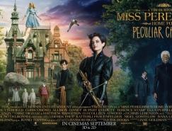 电影海报欣赏:佩小姐的奇幻城