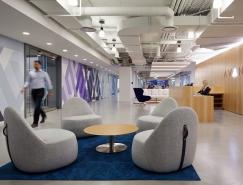 网络借贷初创企业Avant办公空间设计