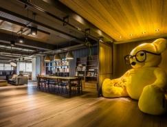 设计公司A.design office办公空间设计