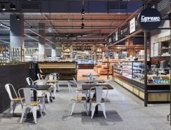 Checkers Hyper超市賣場設計