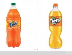 芬达(Fanta)更换全新LOGO和包装
