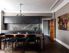 俏皮和藝術的悉尼Potts Point公寓設計