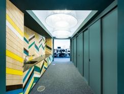 SGS欧洲总部办公空间设计