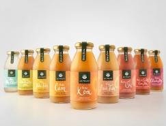 Le Fruit果汁包裝設計