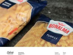 Bonalma意大利面包装设计