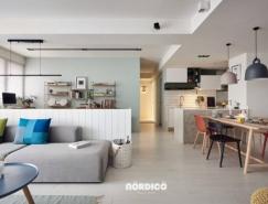 台湾工作室Nordico:北欧清新风