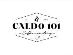 CALDO 101咖啡品牌形象设计