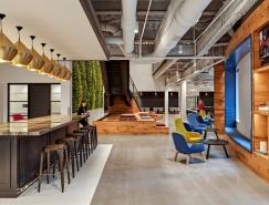 音响品牌Sonos波士顿办公室空间设计