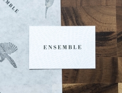 Ensemble咖啡馆品牌形象设计