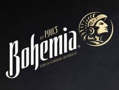 墨西哥Bohemia啤酒新品牌形象
