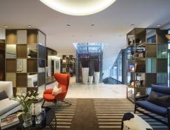 拉脱维亚Park公寓式酒店套房设计
