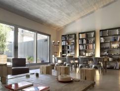 巴塞罗那工业Loft风格装修设计