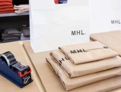 MHL英伦风服装品牌VI视觉w88手机官网平台首页