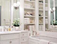 53个传统风格美式卫生间设计