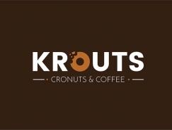 Krouts甜甜圈包装设计