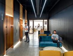 现代前卫的办公空间设计