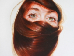 Storytellers:荷兰艺术家Roos van der Vliet肖像画欣赏
