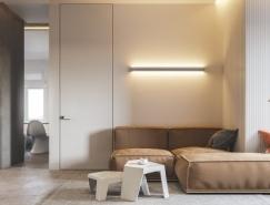 静谧安逸的白色公寓装修亚洲城最新网址