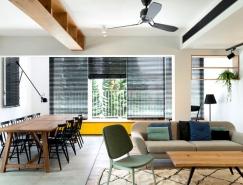 溫馨的氛圍 柔和的色彩:優雅的現代住宅設計