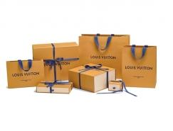 再见棕色袋!Louis Vuitton更换全新包装