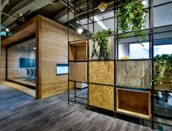 以色列CA Technologies创新办公空间设计