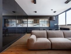 基辅76平方米时尚精致的现代公寓亚洲城最新网址